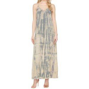 Michael Stars Maxi Slip Dress in Oyster